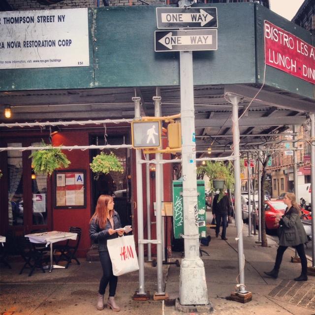 #NYC #Tourists